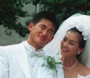 三浦知良の結婚式